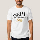The Evolution of, Jazz Tees