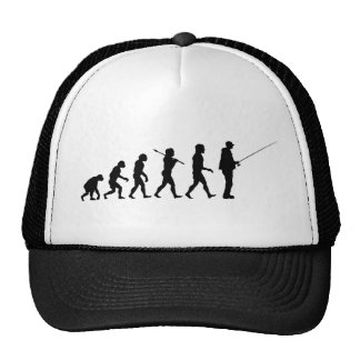 The Evolution Of Man Cap