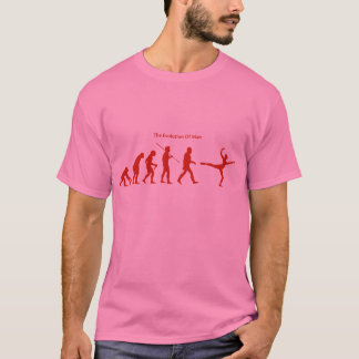 The Evolution of Man (Dance) T-Shirt