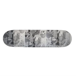 The Ewok Village 19.7 Cm Skateboard Deck