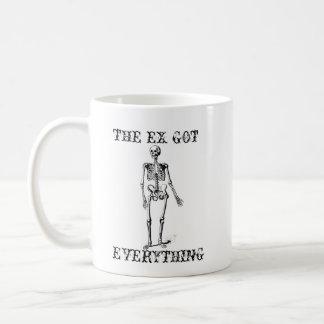 The Ex Mug