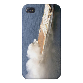 The ex-Oriskany, a decommissioned aircraft carr iPhone 4/4S Covers