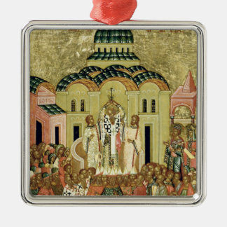 The Exaltation of the Cross Christmas Ornament