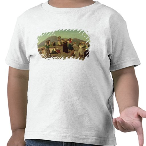 The Excavations at Pompeii, 1865 Tees