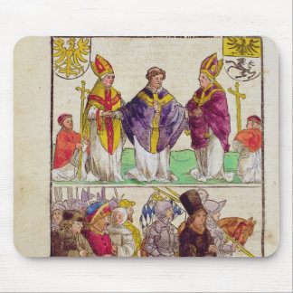 The execution of Jan Hus Mouse Pad