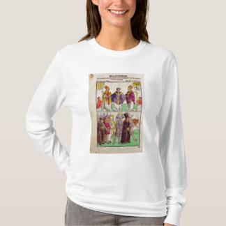 The execution of Jan Hus T-Shirt