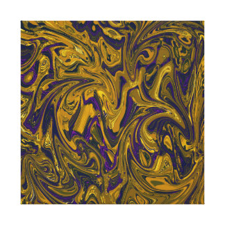 THE EXPANDING EDGE OF UNIVERSE THREE CANVAS PRINT