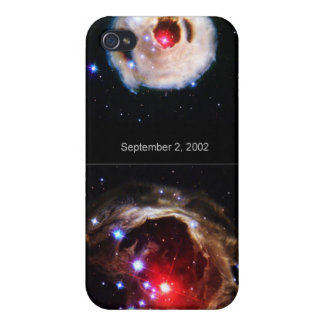The Expanding Light Echo of Red Supergiant Star V8 iPhone 4 Case
