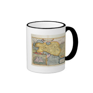 The Expedition of Alexander the Great Ringer Mug
