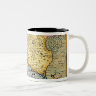 The Expedition of Alexander the Great Two-Tone Mug