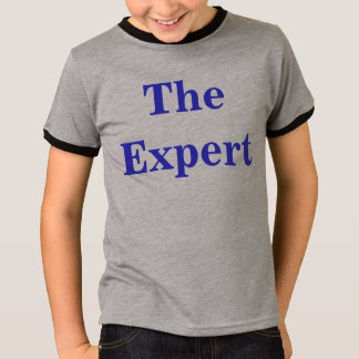 The Expert Trump T-Shirt