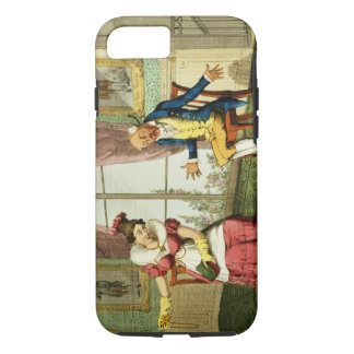 The Expostulation, pub. by G. Humphrey, 1821 (colo iPhone 8/7 Case