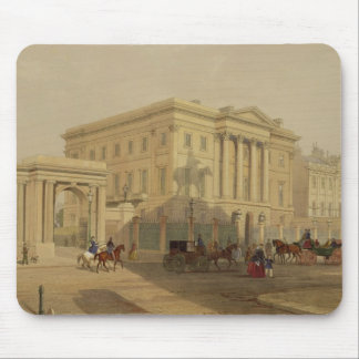 The Exterior of Apsley House, 1853, by J. Dillon ( Mouse Pad