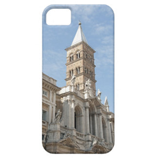 The exterior of Saint Maria Maggiore church in 2 iPhone 5 Case