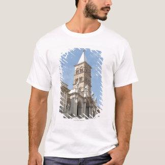 The exterior of Saint Maria Maggiore church in 2 T-Shirt
