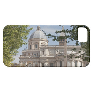 The exterior of Saint Maria Maggiore church in iPhone 5 Cases