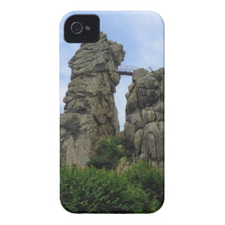 The Externsteine, Teutoburg Forest iPhone 4 Cover