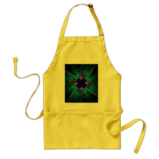The Eye Abstract Art Apron