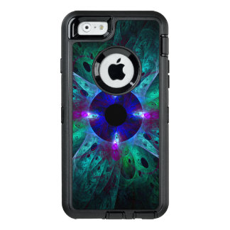 The Eye Abstract Art OtterBox Defender iPhone Case