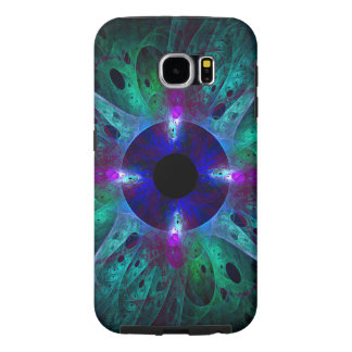 The Eye Abstract Art Samsung Galaxy S6 Cases