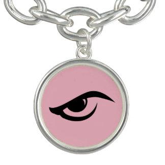 The Eye Charm Bracelet