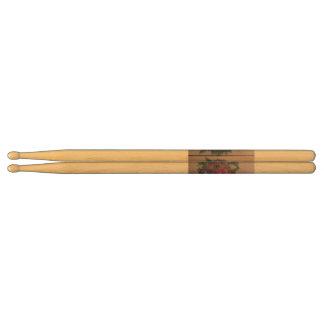 The eye drumsticks