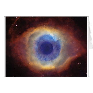 The Eye of God Greeting Card