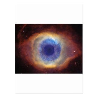 The Eye of God Postcard