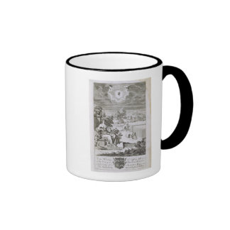 The Eye of God Watches the Harvest, illustration f Mugs