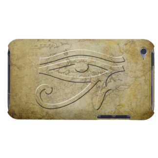 The Eye of Horus - embossed look Barely There iPod Cover