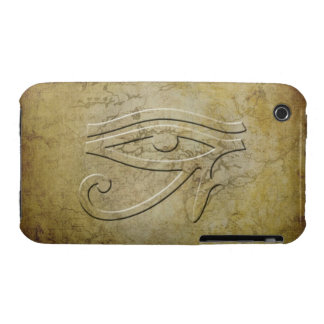 The Eye of Horus - embossed look Case-Mate iPhone 3 Cases