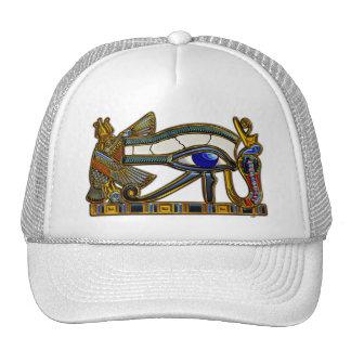 The Eye of Horus Trucker Hats