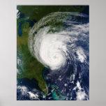 The Eye of Hurricane Isabel September 18 2003 Poster