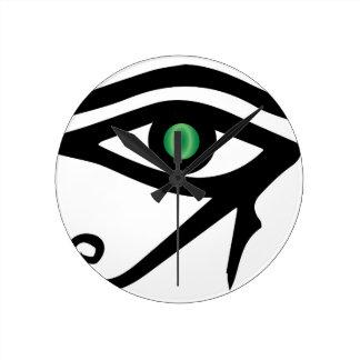 The Eye of Ra Clock