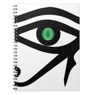 The Eye of Ra Notebook