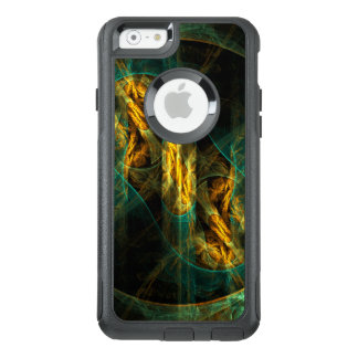 The Eye of the Jungle Abstract Art Commuter OtterBox iPhone 6/6s Case