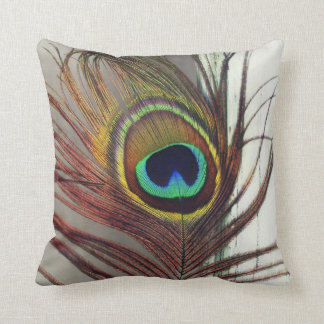 The Eye or Peacock Feather Resting Cushion