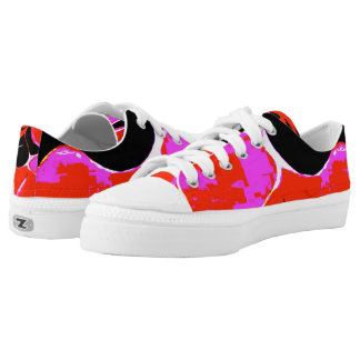 The Eye  - Patterned Sneakers