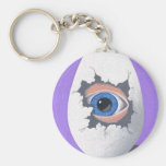 the eyes have it key chain