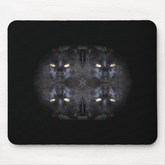 the eyes have it mouse pad