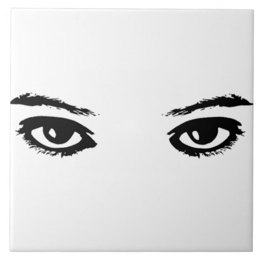 The Eyes Have It Tile