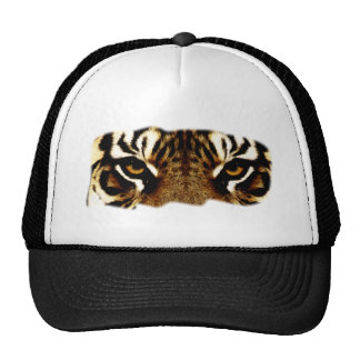 The Eyes of a Tiger Trucker Hats