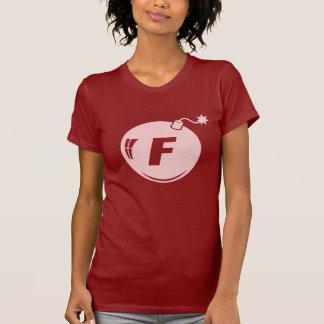 The F Bomb Bubble T Shirt