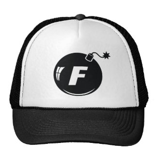 The F Bomb LID Cap