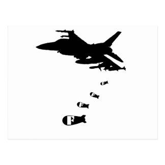 The F Bomb Postcard
