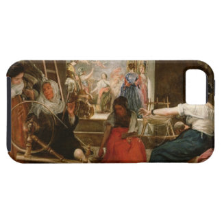 The Fable of Arachne, or The Spinners, c.1657 (oil iPhone 5 Covers