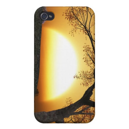 The Fabled Sun iPhone 4/4S Covers