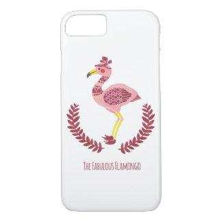 The Fabulous Flamingo iPhone 7 Case