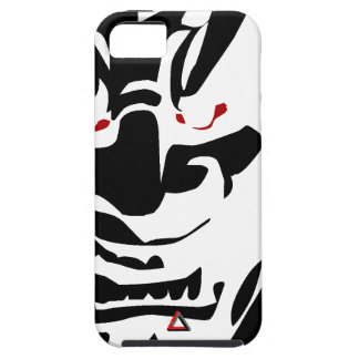 """The Face"".. iPhone 5 Cover"