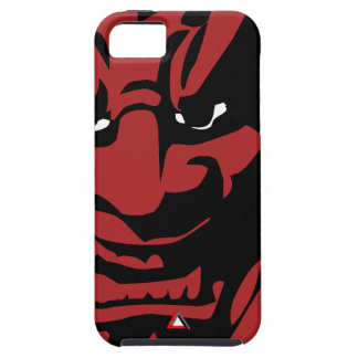 """The Face"". iPhone 5 Case"